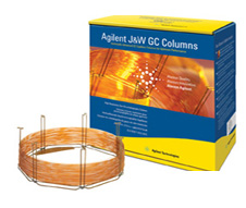 Capillary DB-UI8270D Ultra Inert GC Columns from Agilent