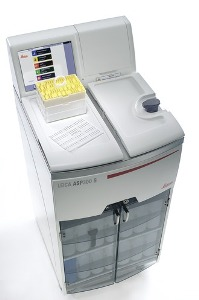 Fully Enclosed Tissue Processor Leica ASP300 S from Leica