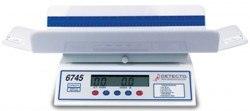 6745 Digital Pediatric Scale from DETECTO