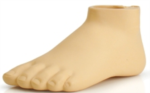 Child's Play Foot from Trulife