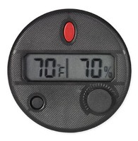 HygroSet FM Adjustable Digital Hygrometer