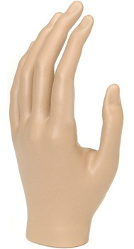Female Passive Hand from Fillauer