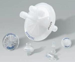 Disposable Syringe Filter from Advantec