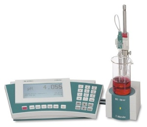 780 Advanced pH Meter from Metrohm