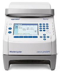 Mastercycler Nexus PCR Machine from Eppendorf