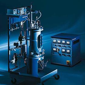 NLF Mobile Laboratory Fermentor from Bioengineeing