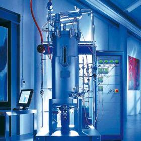 P Laboratory Fermentor from Bioengineering