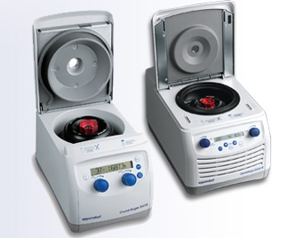 5418 / 5418 R Microcentrifuge from Eppendorf