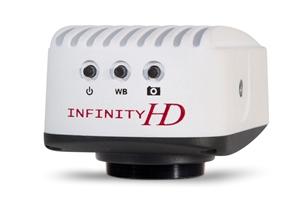 Lumenera's INFINITYHD Microscope Camera