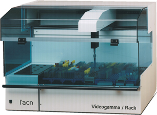 VIDEOGAMMA Rack from l´acn