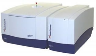 minispec mq20 for SFC as well as droplet size analysis introduced in 1999