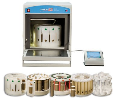 Ethos EZ Microwave Digestion System from Milestone