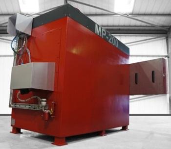 Medical Incinerator - Addfield MP 200