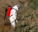 Everyone carries at least 1 type of pesticide