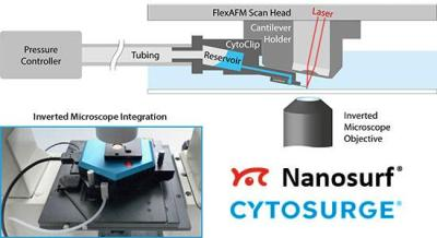 FluidFM from Nanosurf for Single-Cell Analysis and Manipulation