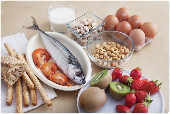 Food Allergy Foods