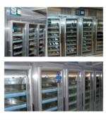 BlueLine K-LAB Premanufactured Vertical Refrigerators and Freezers from KW Apparecchi Scientifici
