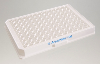 PerkinElmer's 96-Well 1/2 Areaplates