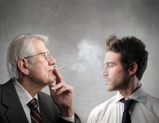 Passive smoking and air pollution associated with arthritis risk, poor response to RA treatment