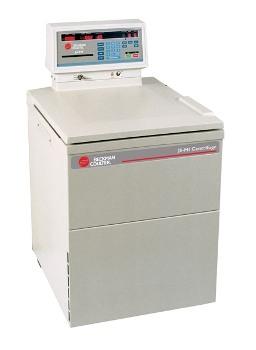 J6-MI High Volume Separation Centrifuge from Beckman Coulter