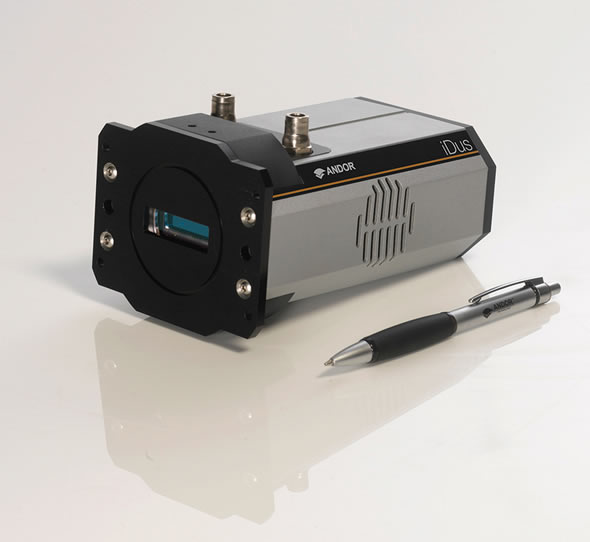 CCD Cameras for Spectroscopy - iDus Series