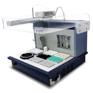 VERSA 110 Automated Liquid Handling Workstation from Aurora Biomed