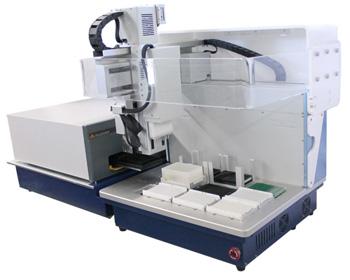 VERSA 600 IonFlux Setup Workstation from Aurora Biomed