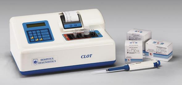 Clot Blood Coagulometer from Hospitex