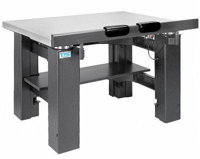 TMC's 68-500 Series Lab Tables with High-Capacity Isolators
