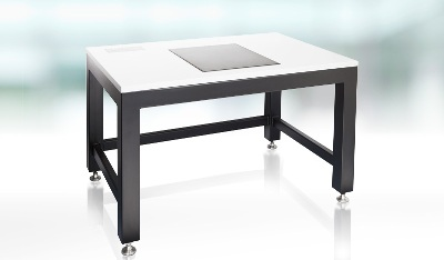 Workstation Series Active Vibration Isolation System from Accurion