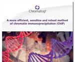 Efficient, sensitive and robust Chromatin immunoprecipitation methods