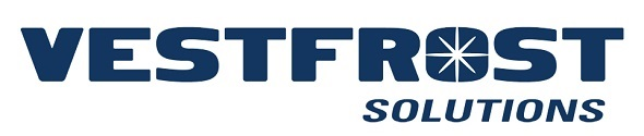Vestfrost Solutions logo.