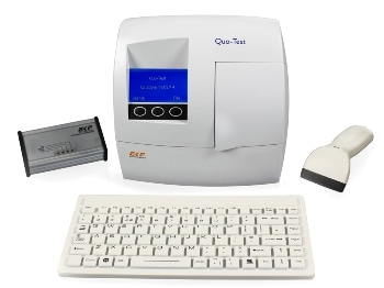 New Connectivity Solution for Quo-Test and Quo-Lab Analyzers from EKF Diagnostics