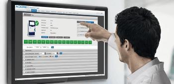 AQURE Enterprise POC Data Management System from Radiometer