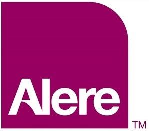 Alere Inc. logo.