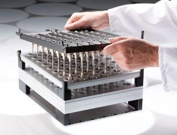 2mag bioREACTOR 48 for High-Throughput Bioprocess Development