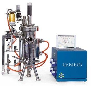 GENESIS Benchtop Fermenter/Bioreactor from Solaris Biotechnology