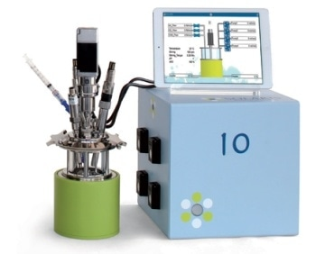 IO Mini Fermenter/Bioreactor from Solaris Biotechnology