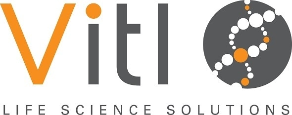 Vitl Life Science Solutions logo.