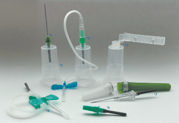Lind-Vac® Blood Collection Set with Holder from OÜ InterVacTechnology