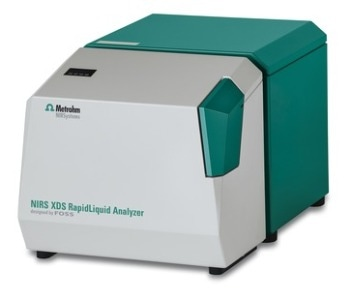 NIRS XDS RapidLiquid Analyzer from Metrohm