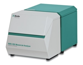 NIRS XDS MasterLab Analyzer from Metrohm