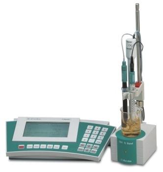 781 pH/Ion Meter from Metrohm