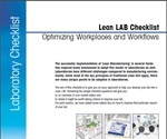 New checklist from Mettler Toledo helps you keep your lab lean