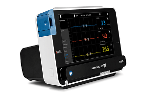 TCM5 FLEX transcutaneous monitor