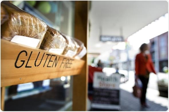 Gluten-free bread. Image Copyright: ChameleonsEye / Shutterstock
