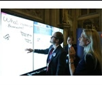MultiTaction provides Meeting Room iWallsolution for BLF's parliamentary exhibition