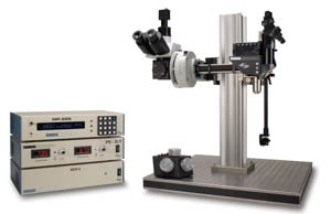 MOM® - Movable Objective Microscope® from Sutter Instrument