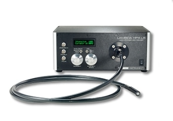 Lambda HPX-L5  - High Power LED Light Source with Liquid Lightguide from Sutter Instrument