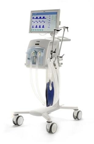 Evita Infinity V500 Ventilator from Draeger